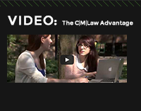 Video: The C|M|Law Advantage